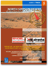 north simpson desert