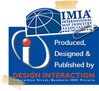 Produced, designed and published by Design Interaction, a member of IMTA (International Map Trade Association).