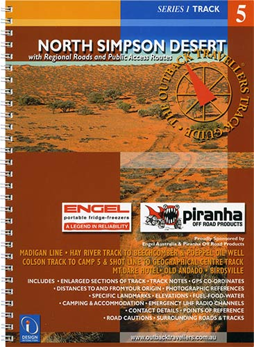 North Simpson Desert Cover Image
