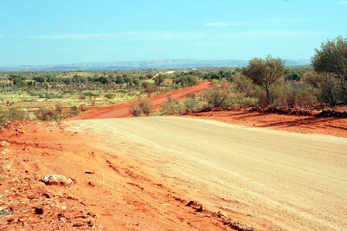 photo of Oodnadatta to Alice Springs