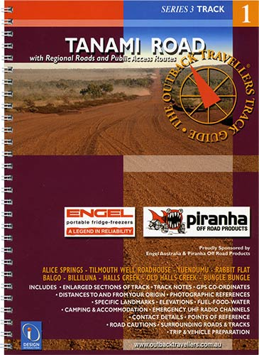 Tanami Road Cover Image