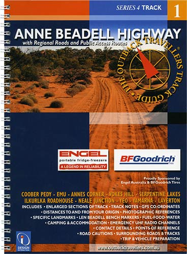Anne Beadell Highway Cover Image