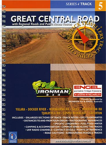 Great Central Road Cover Image