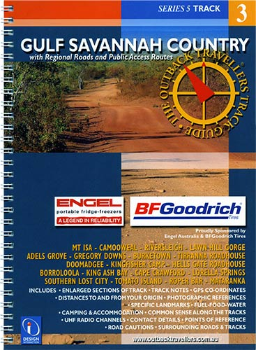 Gulf Savannah Country Cover Image
