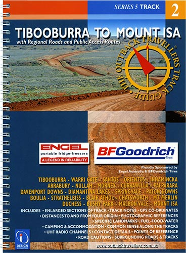 Tibooburra to Mount Isa Cover Image
